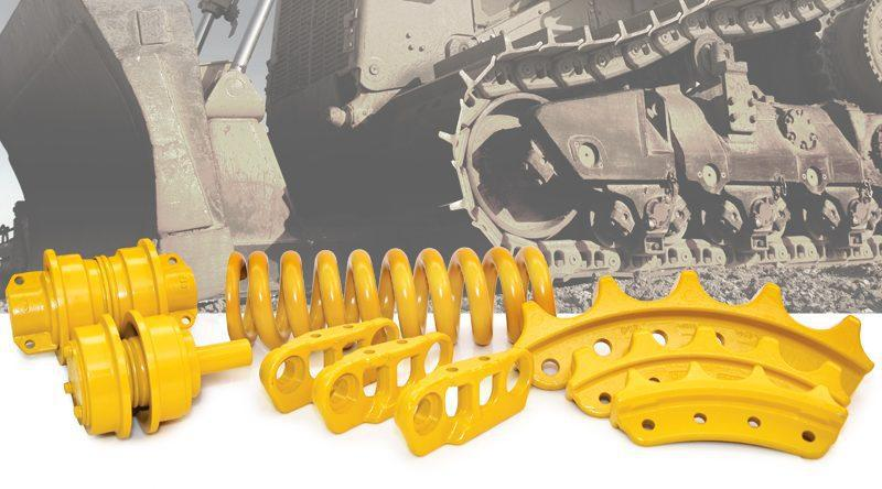 Undercarriage – TGS Supplies Spares, Engine Parts